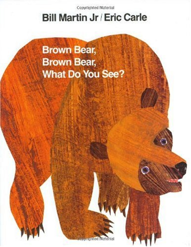 Brown Bear, Brown Bear, What Do You See?  2nd 1995 (Revised) edition cover