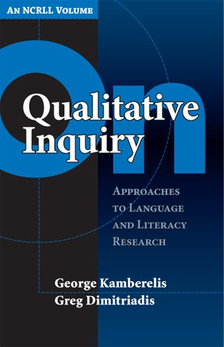 On Qualitative Inquiry   2005 edition cover