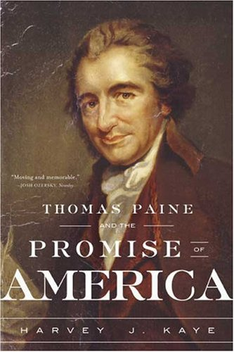 Thomas Paine and the Promise of America  N/A edition cover