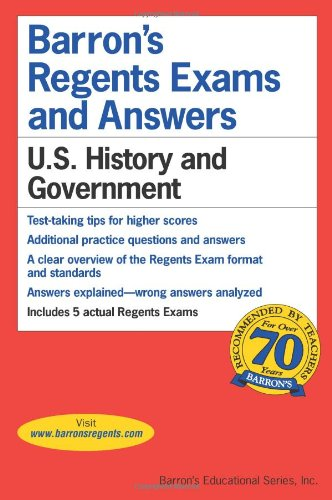 U. S. History and Government   2017 edition cover