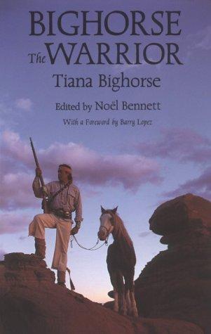 Bighorse the Warrior  Reprint edition cover