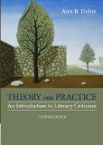 Theory into Practice: An Introduction to Literary Criticism  2014 edition cover