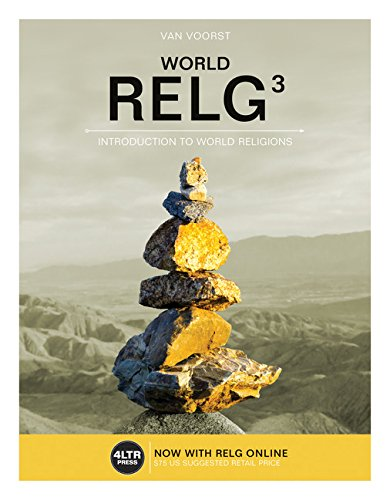 Relg 3: With Online, 6 Months Access Card  2016 edition cover