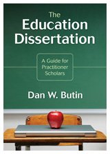 Education Dissertation A Guide for Practitioner Scholars  2010 edition cover