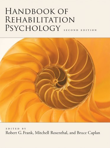 Handbook of Rehabilitation Psychology  2nd 2010 edition cover