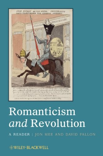 Romanticism and Revolution A Reader  2010 edition cover