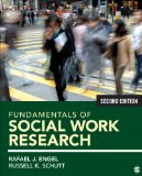 Fundamentals of Social Work Research  2nd 2014 edition cover