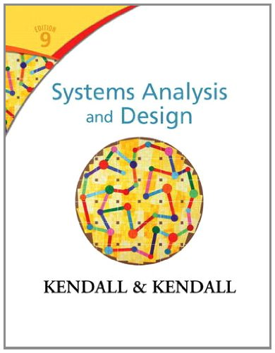 Systems Analysis and Design  9th 2014 edition cover