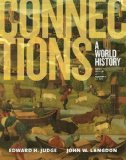 Connections: A World History  2015 edition cover
