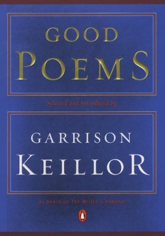 Good Poems   2002 edition cover