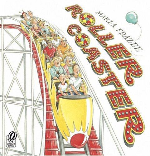 Roller Coaster   2003 (Reprint) edition cover