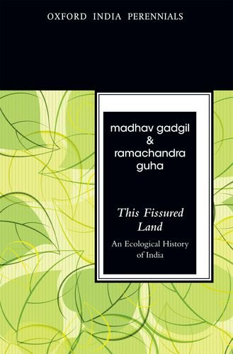 This Fissured Land An Ecological History of India 2nd 2012 edition cover