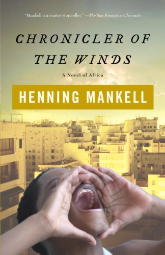 Chronicler of the Winds   2007 edition cover