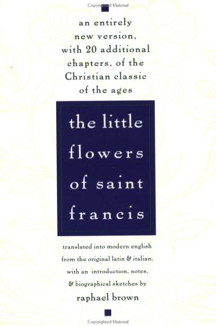 Little Flowers of St. Francis  N/A edition cover