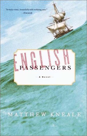 English Passengers A Novel N/A edition cover
