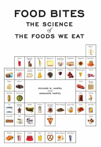 Food Bites The Science of the Foods We Eat  2008 edition cover