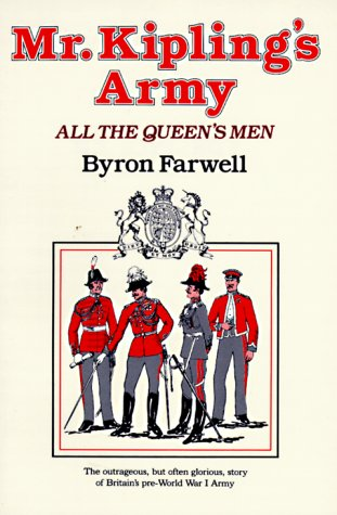 Mr. Kipling's Army All the Queen's Men N/A 9780393304442 Front Cover