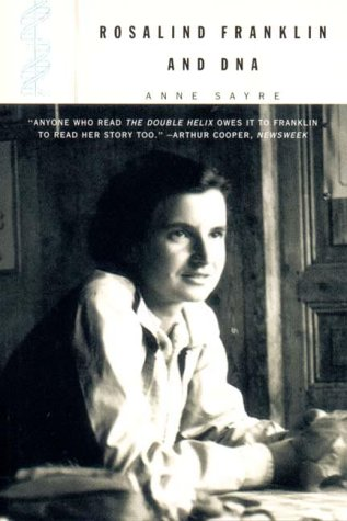 Rosalind Franklin and DNA  Reissue 9780393320442 Front Cover