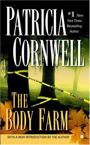 Body Farm   1994 edition cover