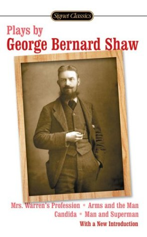 Plays by George Bernard Shaw   2004 edition cover