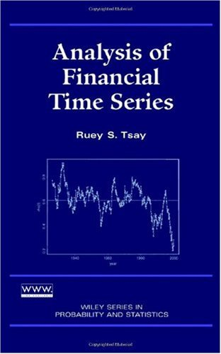 Analysis of Financial Time   2002 edition cover