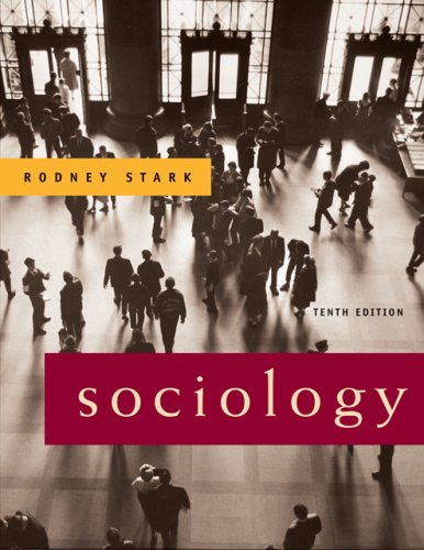 Sociology  10th 2007 (Revised) edition cover