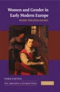 Women and Gender in Early Modern Europe  3rd 2008 edition cover