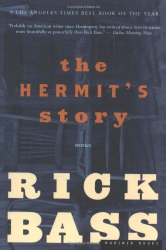 Hermit's Story   2002 edition cover