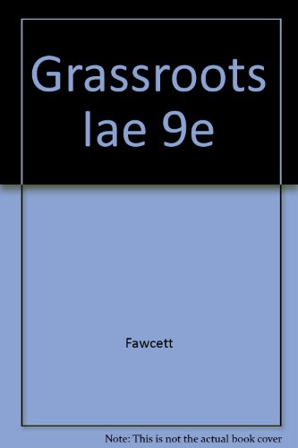 Grassroots with Readings 9th 2008 9780618955442 Front Cover