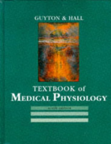 Medical Physiology  9th 1996 edition cover