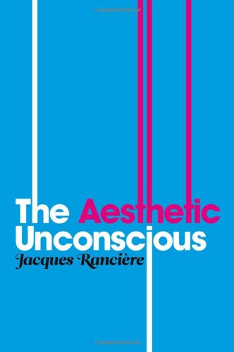 Aesthetic Unconscious   2010 edition cover