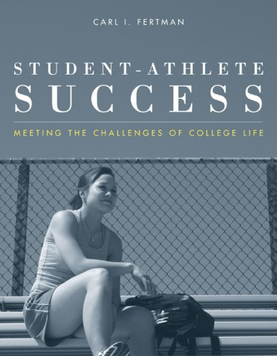 Student-Athlete Success Meeting the Challenges of College Life  2009 edition cover