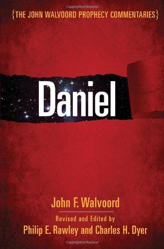 Daniel   2012 edition cover