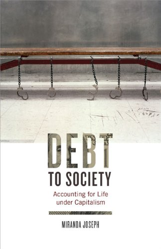 Debt to Society Accounting for Life under Capitalism  2014 edition cover