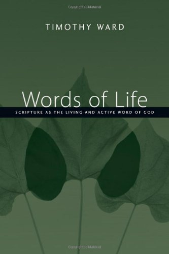 Words of Life Scripture as the Living and Active Word of God  2009 edition cover