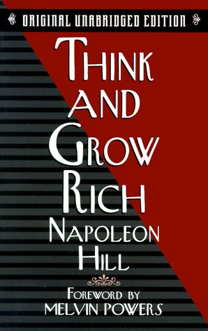 Think and Grow Rich N/A 9780879804442 Front Cover