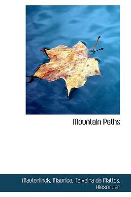 Mountain Paths  N/A 9781113446442 Front Cover