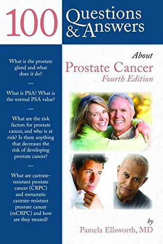 100 Questions and Answers about Prostate Cancer  4th 2015 edition cover
