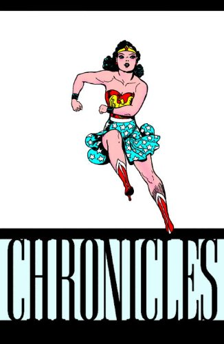 Wonder Woman Chronicles   2010 edition cover