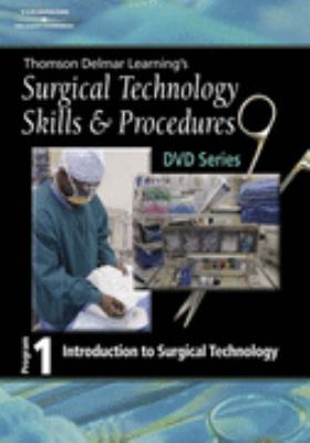 Introduction to the Surgical Technology, Program 1   2006 9781401891442 Front Cover