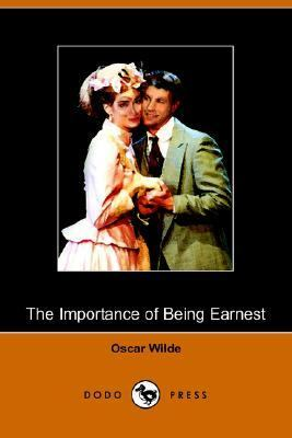 Importance of Being Earnest  N/A 9781406502442 Front Cover