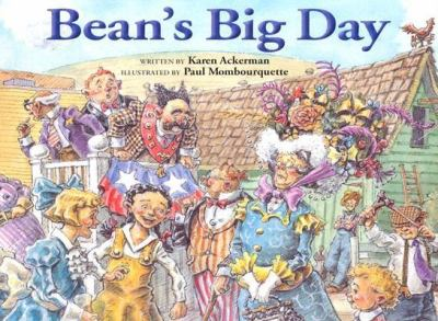 Bean's Big Day   2004 9781553374442 Front Cover
