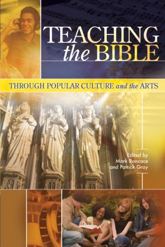 Teaching the Bible Through Popular Culture and the Arts  2007 edition cover