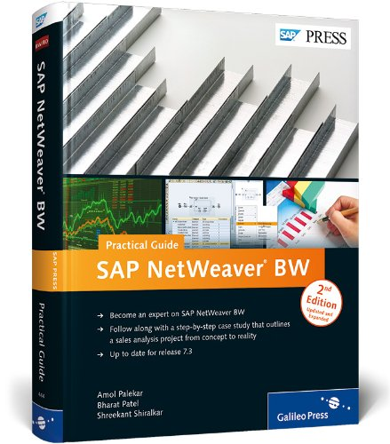 SAP NetWeaver BW 7. 3  2nd 2012 edition cover