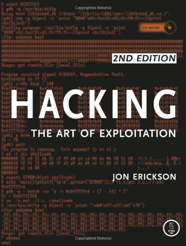 Hacking The Art of Exploitation 2nd 2008 9781593271442 Front Cover