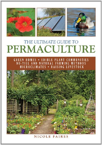 Ultimate Guide to Permaculture   2012 9781616086442 Front Cover