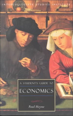 Student's Guide to Economics 1st edition cover