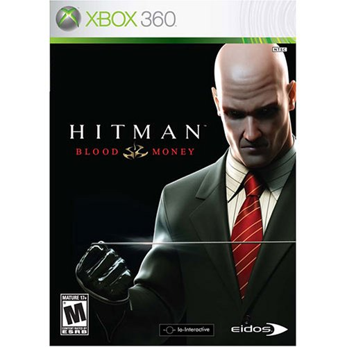 Hitman: Blood Money - Xbox 360 Xbox 360 artwork