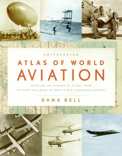 Smithsonian Atlas of World Aviation   2008 9780061251443 Front Cover