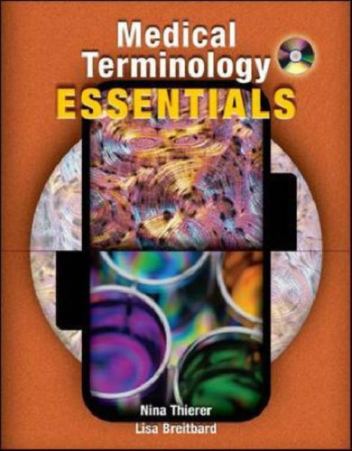 Medical Terminology Essentials   2007 (Student Manual, Study Guide, etc.) edition cover